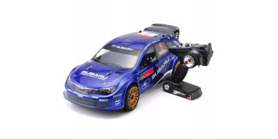 DRX VE スバル インプレッサ WRC 1/9 EP 4WD ラリーカー レディセット 30879