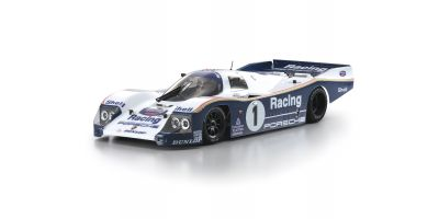 PLAZMA Lm PORSCHE 962C Coupe 1/12 EP 2WD Racing KIT 30922