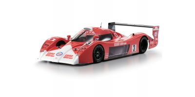 PLAZMA Lm Toyota GT-One TS020 1/12 EP 2WD Racing KIT 30923