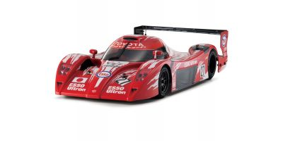 PLAZMA Lm TOYOTA GT-One TS020 1998 No.27 1/12 EP 2WD Racing KIT  30927C
