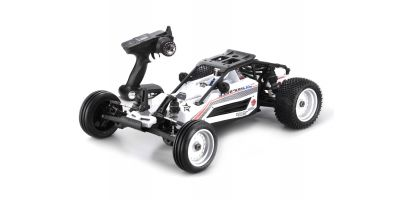 SCORPION XXL VE (White) 1/7 EP(BL) 2WD Buggy Readyset RTR 30973T1