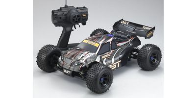 1/10 GP 4WD r/s DST カラータイプ2 GXR18付  31097T2