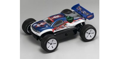 GP 4WD STADIUM TRUCK MINI INFERNO ST 09 Readyset Fire Flare 31312T1