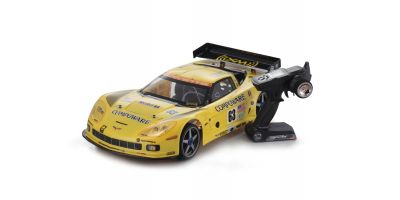 INFERNO GT2 RACE SPEC CORVETTE 1/8 GP 4WD Readyset RTR 31833