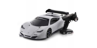 INFERNO GT2 RACE SPEC Ceptor 1/8 GP 4WD Readyset RTR 31836