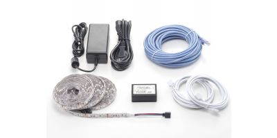 DRONE RACERLapCounterFloorLEDSet(Shop ed.) 32034