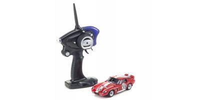 ミニッツレーサースポーツ2 MR-03シリーズ シェルビーコブラ デイトナクーペ レッド レディセット 32232R