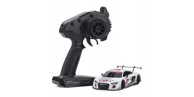 "MINI-Z RWD Audi R8 LMS 2015 ""White"" Readyset RTR 32323AS"