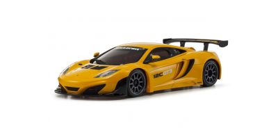 ASC MR-03W-MM McLaren 12C GT3 2013 Orange MZP226OR