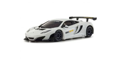 ASC MR-03W-MM McLaren 12C GT3 2013 White MZP226W