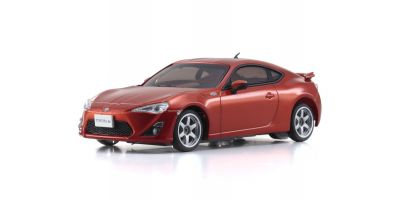 R/C EP RACING CAR TOYOTA 86 Metalic Orange 32411MO