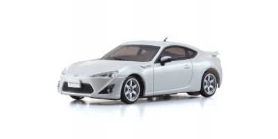 R/C EP RACING CAR TOYOTA 86 Pearl White 32411PW
