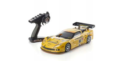 FW-06 Corvette C6-R w/GXR15 1/10 GP 4WD Readyset RTR 33202
