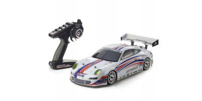 FW-06 Porsche 911 GT3 RSR w/GXR15 1/10 GP 4WD Readyset RTR 33203