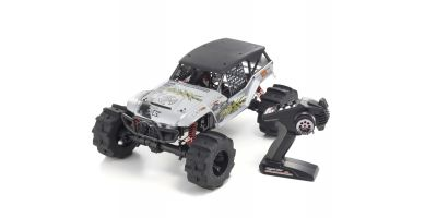 FO-XX VE w/KT-231P 1/8 EP(BL) 4WD Monster Truck Readyset RTR 34251