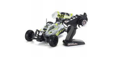 FAZER Dirt Hog (Yellow) 1/10 EP 4WD Buggy Readyset RTR 34351T1