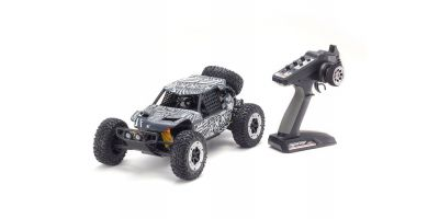 EZ Series AXXE (Gray) w/KT-231P 1/10 EP 2WD Buggy Readyset RTR 34401T4
