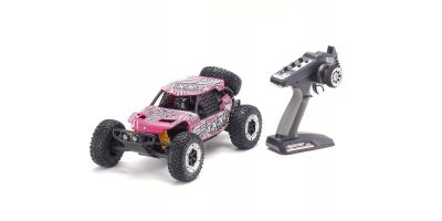 1/10 EP 2WD Buggy Car EZ Series AXXE Readyset Color Type 5:Pink w/KT-231P 34401T5