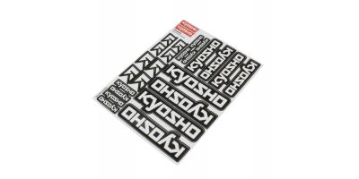 Kyosho Team Driver Decal 36275