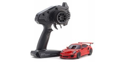 MINI-Z RWD Porsche 911 GT3 RS lavaorange Readyset RTR 32321OR