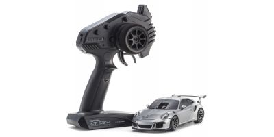 MINI-Z RWD Porsche 911 GT3 RS GT-silbermetallic Readyset RTR 32321S