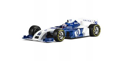 F26 Clear Body for 1:10 Formula 1 612075