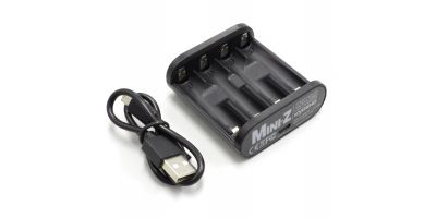 KYOSHO SPEED HOUSE AA/AAA NiMH USB Charger 71999