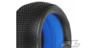 "Blockade VTR 4.0"" X3 1:8 Truck Tires (2) 612354X3"