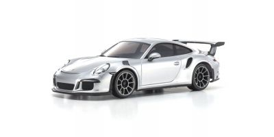 ASC MR03RWD Porsche 911 GT3 RS Silver MZP150S