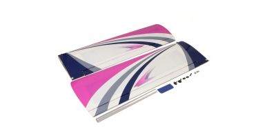 Main Wing (Calmato Alpha 40 TR/SP Purple) A1255-11P