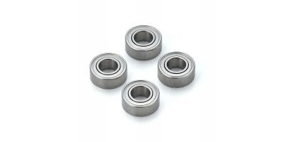 Shield Bearing(5x10x4) 4Pcs BRG001