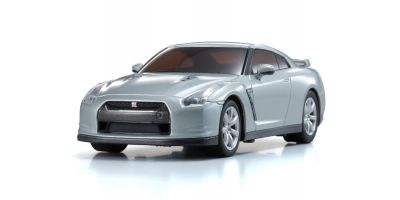 dNaNo AutoScale NISSAN GT-R(R35) Ultimate Metal Silver DNX404S