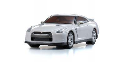 dNaNo AutoScale NISSAN GT-R(R35) White Pearl DNX404W