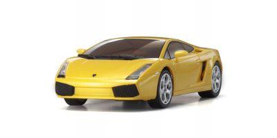 dNaNo AutoScale Lamborghini Gallardo Pearl Yellow DNX409PY