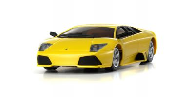 R/C EP RACING CAR Lamborghini Murcielago LP640 Pearl Yellow 32502PY