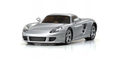 R/C EP RACING CAR Porsche Carrera GT Silver 32503S