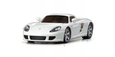 dNaNo AutoScale Porsche Carrera GT White DNX503W