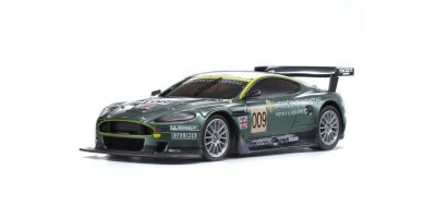 R/C EP RACING CAR Aston Martin Racing DBR9 No.009 Le Mans 2007 32504L9