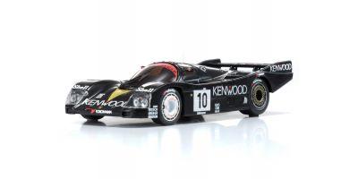 dNaNo AutoScale Porsche 962 C LH No.10 Le Mans 1986 DNX601KR