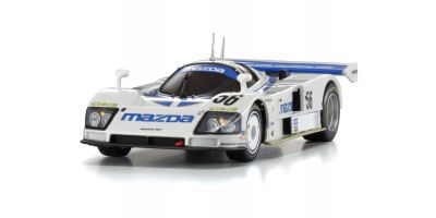 R/C EP RACING CAR MAZDA 787B LM '91 #56 MAZDA Racing 32602MA