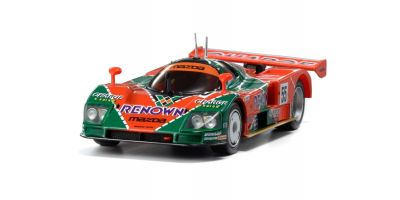 dNaNo AutoScale MAZDA 787B No.55 Le Mans 1991 Winner DNX602RE