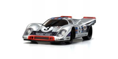 R/C EP RACING CAR Porsche 917 K Sebring No.3 1971 32603MR