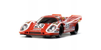 R/C EP RACING CAR Porsche 917 K No.23 Le Mans 1970 Winner 32603PZ