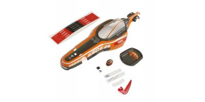 Body Set(b-pod Orange/pre-painted) DRB003OR