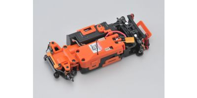 MA-015 DWS  w/o TX SP Chassis Set Orange 30531