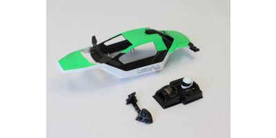 Body Parts Set (Green/NeXXt) EZ021GR