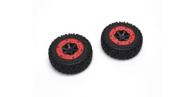 Tire/Wheel rim set(AXXE) EZ023
