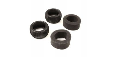 Rear Tire/Soft/2pcs (Dirt Hog) FAT202S
