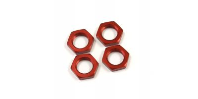 Wheel Nut (Red) IF222R