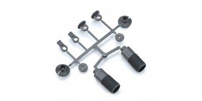 Shock Plastic Parts Set(Inferno NEO(F)) IF232-01